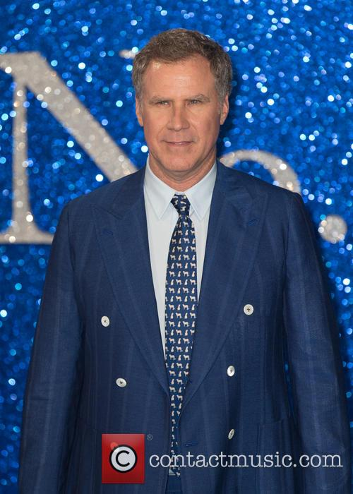 Kanye West 'Trading Ideas' With Will Ferrell About Biopic