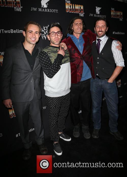 Caine Sinclair, Daniel Malakai Cabrera and Wi 9