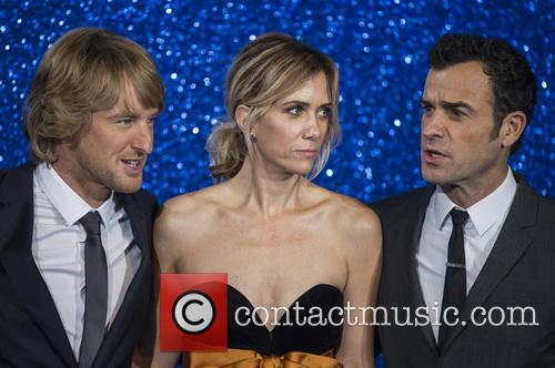 Owen Wilson, Kristen Wiig and Justin Theroux 9