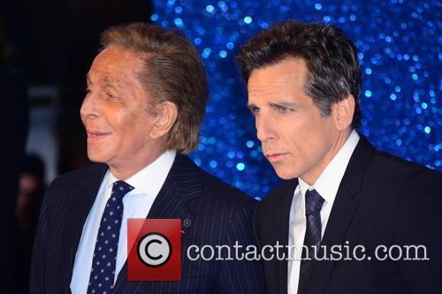 Valentino and Ben Stiller 2
