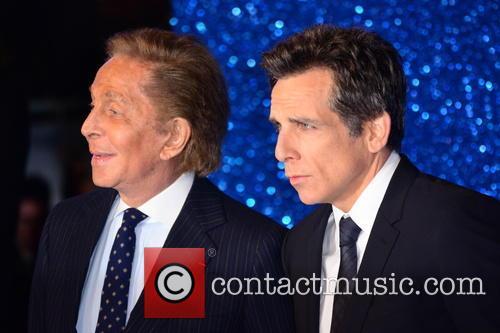 Valentino and Ben Stiller 3