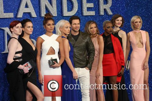 Paul Sculfor and Britain's Next Top Models 4