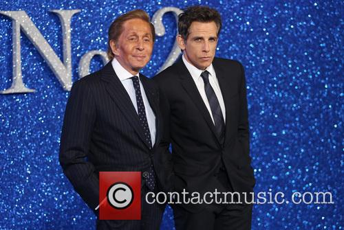 Valentino and Ben Stiller 5