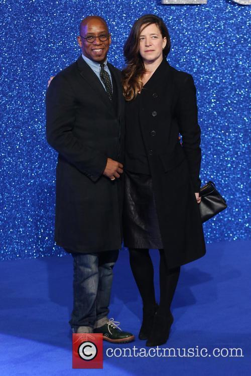 Ian Wright and Nancy Hallam 5