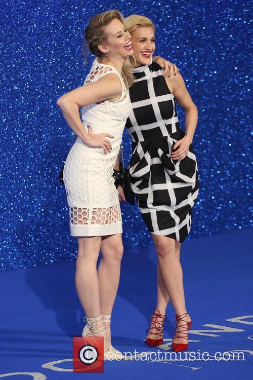 Kimberly Wyatt and Ashley Roberts 9