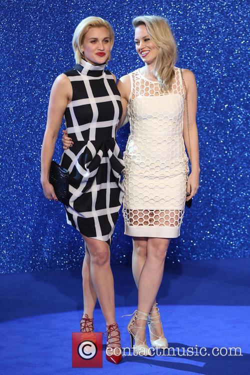 Kimberly Wyatt and Ashley Roberts 10