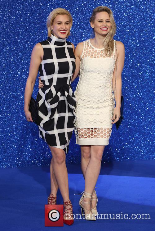 Ashley Roberts and Kimberly Wyatt 6