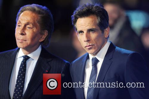 Valentino and Ben Stiller 6