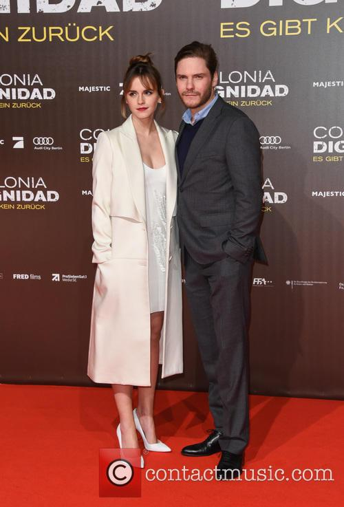 Emma Watson and Daniel Bruehl 8