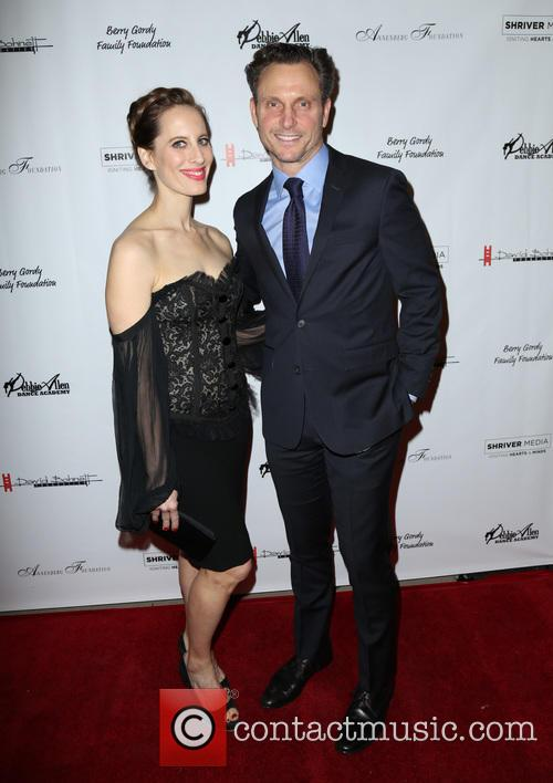 Tony Goldwyn and Liz Goldwyn 1