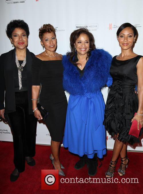 Phylicia Rashad, Adrienne Banfield-jones, Debbie Allen and Jada Pinkett Smith 2