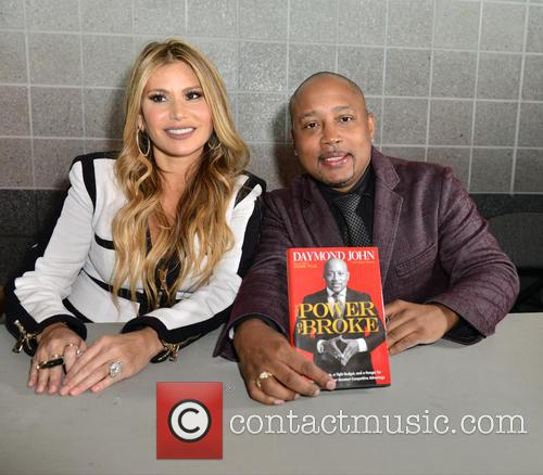 Loren Ridinger and Daymond John 2