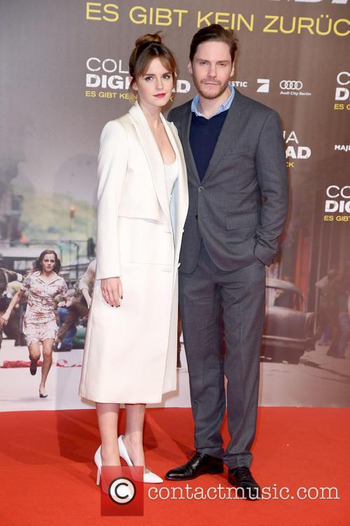Emma Watson and Daniel Bruehl 1