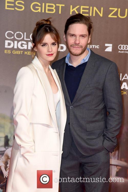 Emma Watson and Daniel Bruehl 2