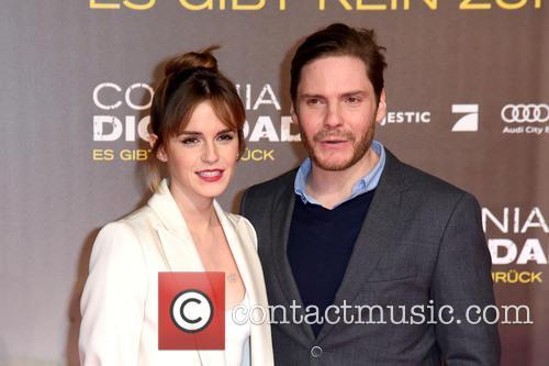 Emma Watson and Daniel Bruehl 3