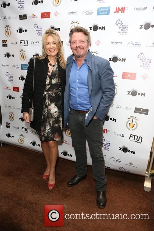 Olivia Boorman and Charley Boorman 1