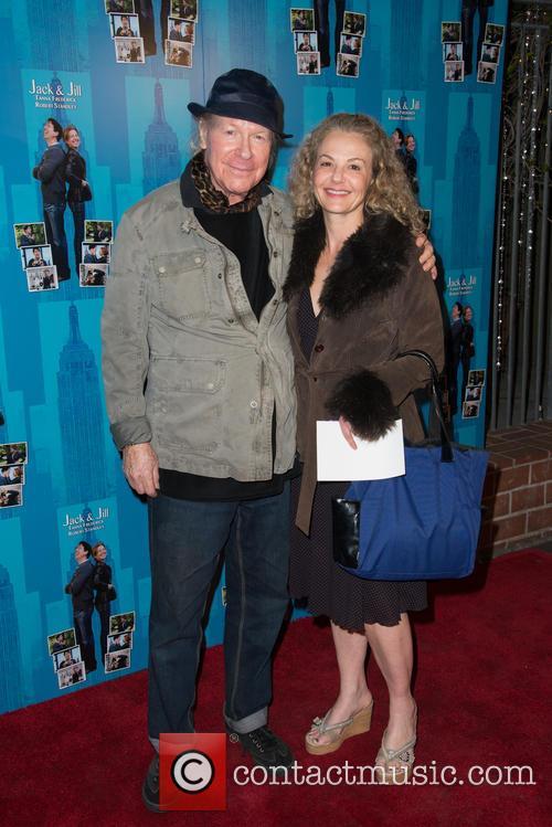 Henry Jaglom and Julie Davis 2