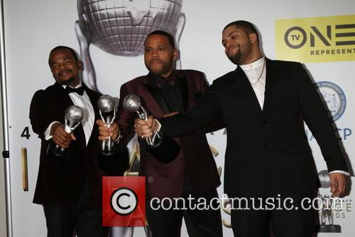 F Gary Gray, Anthony Anderson and O'shea Jackson Jr. 1