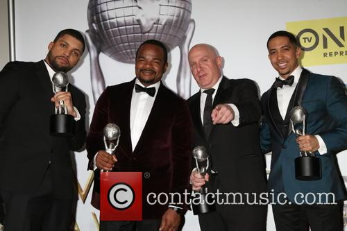 O'shea Jackson Jr., F. Gary Gray, Scott Bernstein and Neil Brown Jr.
