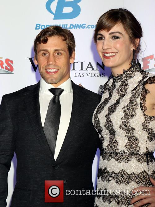 Urijah Faber and Alison Haislip 4