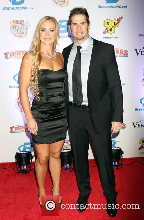 Holly Holm and Jeff Kirkpatrick 6