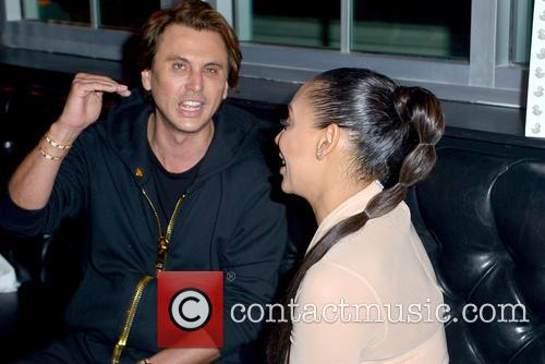 Jonathan Cheban, Mel B and Melanie Brown 1