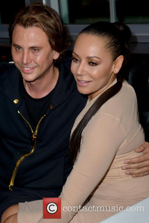 Jonathan Cheban, Mel B and Melanie Brown 2