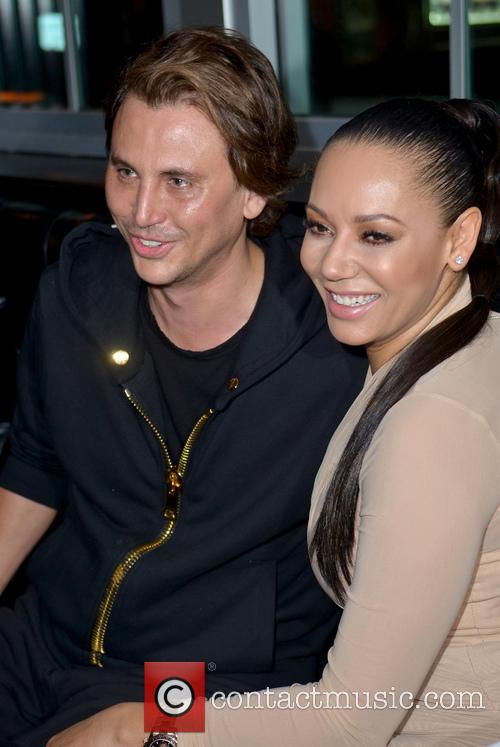 Jonathan Cheban, Mel B and Melanie Brown 3