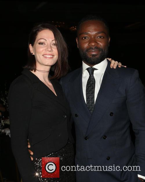 Jessica Oyelowo and David Oyelowo 6