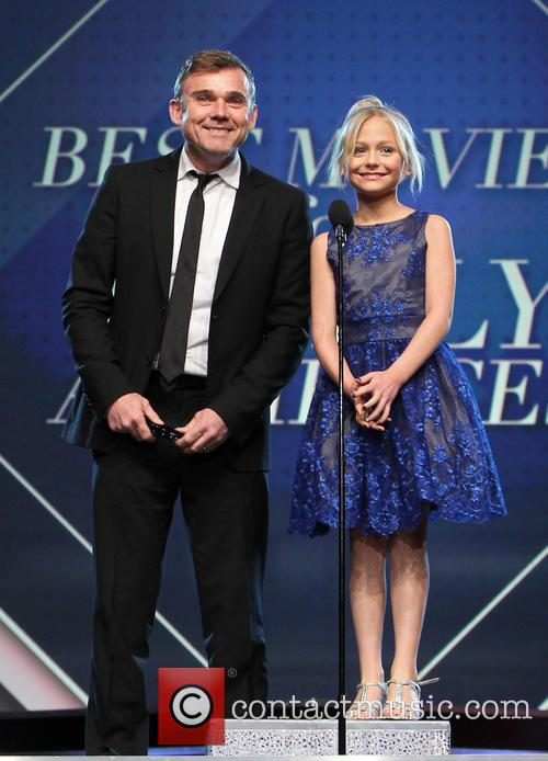 Ricky Schroder and Alyvia Alyn Lind 3