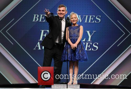 Ricky Schroder and Alyvia Alyn Lind 6