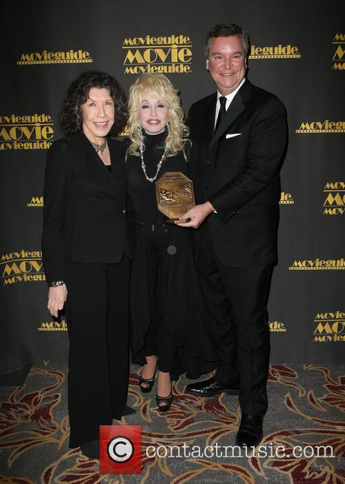 Lily Tomlin and Dolly Parton 10