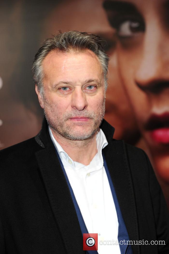Michael Nyqvist at 'Colonia' premiere