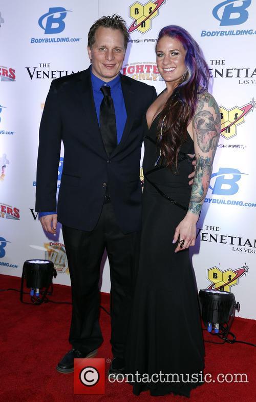 Adam Hunter and Gina Mazani 1