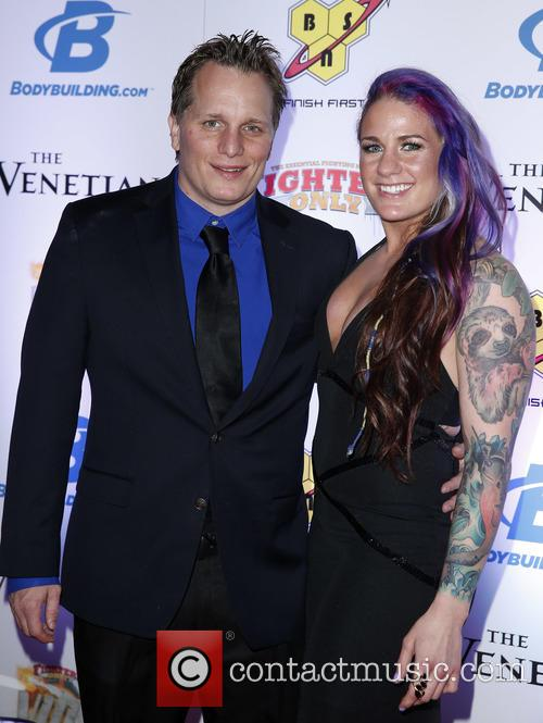 Adam Hunter and Gina Mazani 2