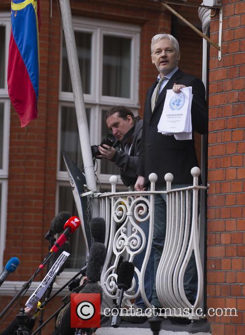 Julian Assange 7