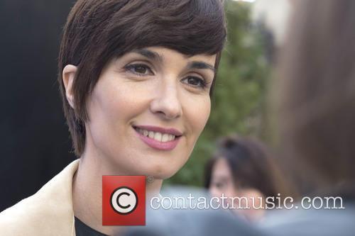 Paz Vega attends a photocall for 'Sensilis'