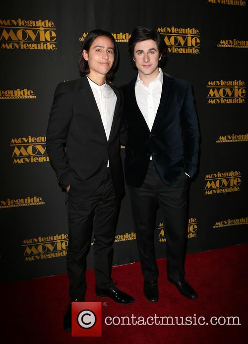 Lorenzo James Henrie and David Henrie 3