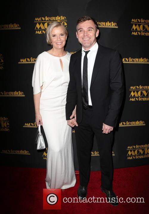 Andrea Bernard and Ricky Schroder 8