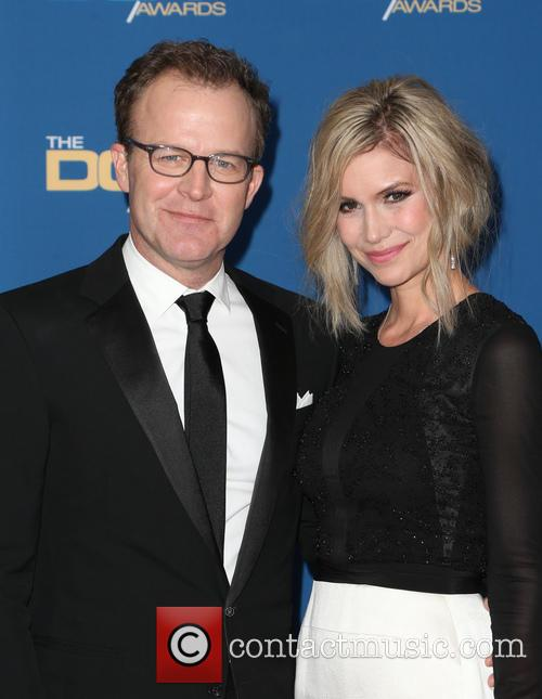 Tom Mccarthy and Wendy Merry