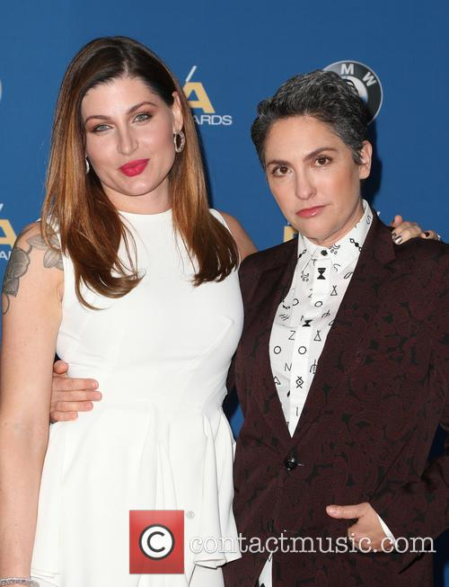 Trace Lysette and Jill Soloway 1