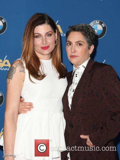Trace Lysette and Jill Soloway 2