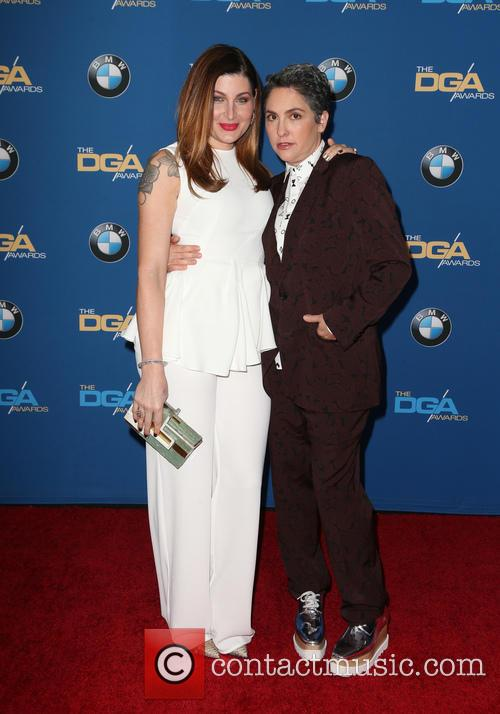Trace Lysette and Jill Soloway 3