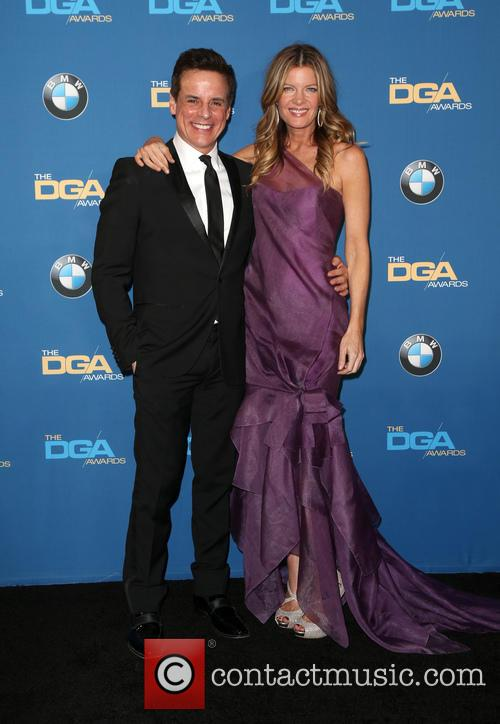 Christian Jules Le Blanc and Michelle Stafford 5