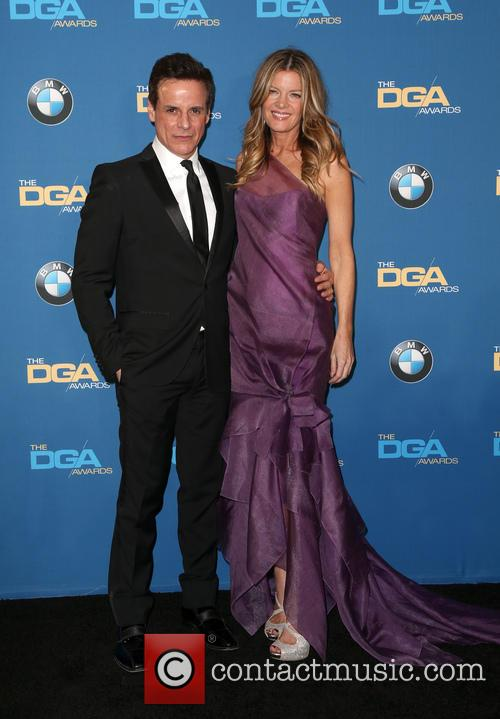 Christian Jules Le Blanc and Michelle Stafford 7