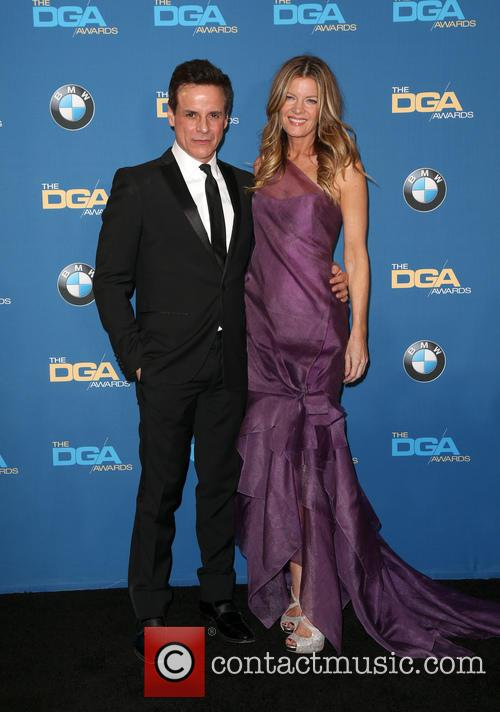 Christian Jules Le Blanc and Michelle Stafford 8