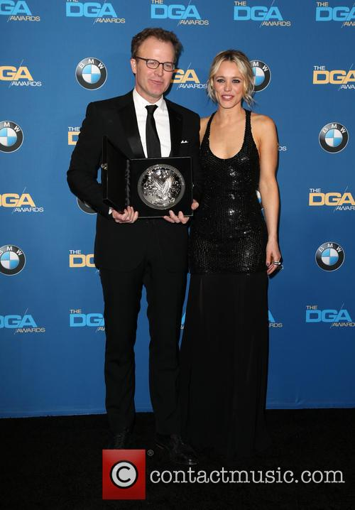Tom Mccarthy and Rachel Mcadams 1