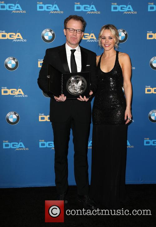 Tom Mccarthy and Rachel Mcadams 2