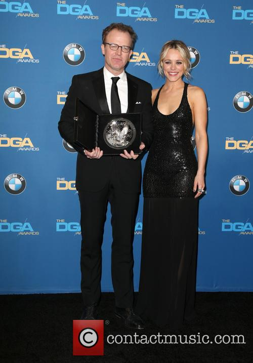 Tom Mccarthy and Rachel Mcadams 4
