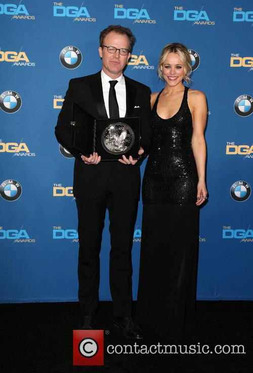 Tom Mccarthy and Rachel Mcadams 5